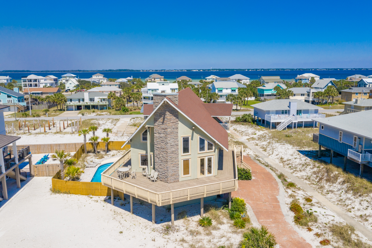 Ariola 1107 House / Cottage rental in Pensacola Beach House Rentals in Pensacola Beach Florida - #4