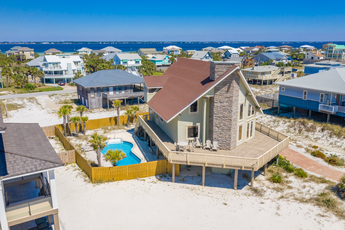 Ariola 1107 House / Cottage rental in Pensacola Beach House Rentals in Pensacola Beach Florida - #5