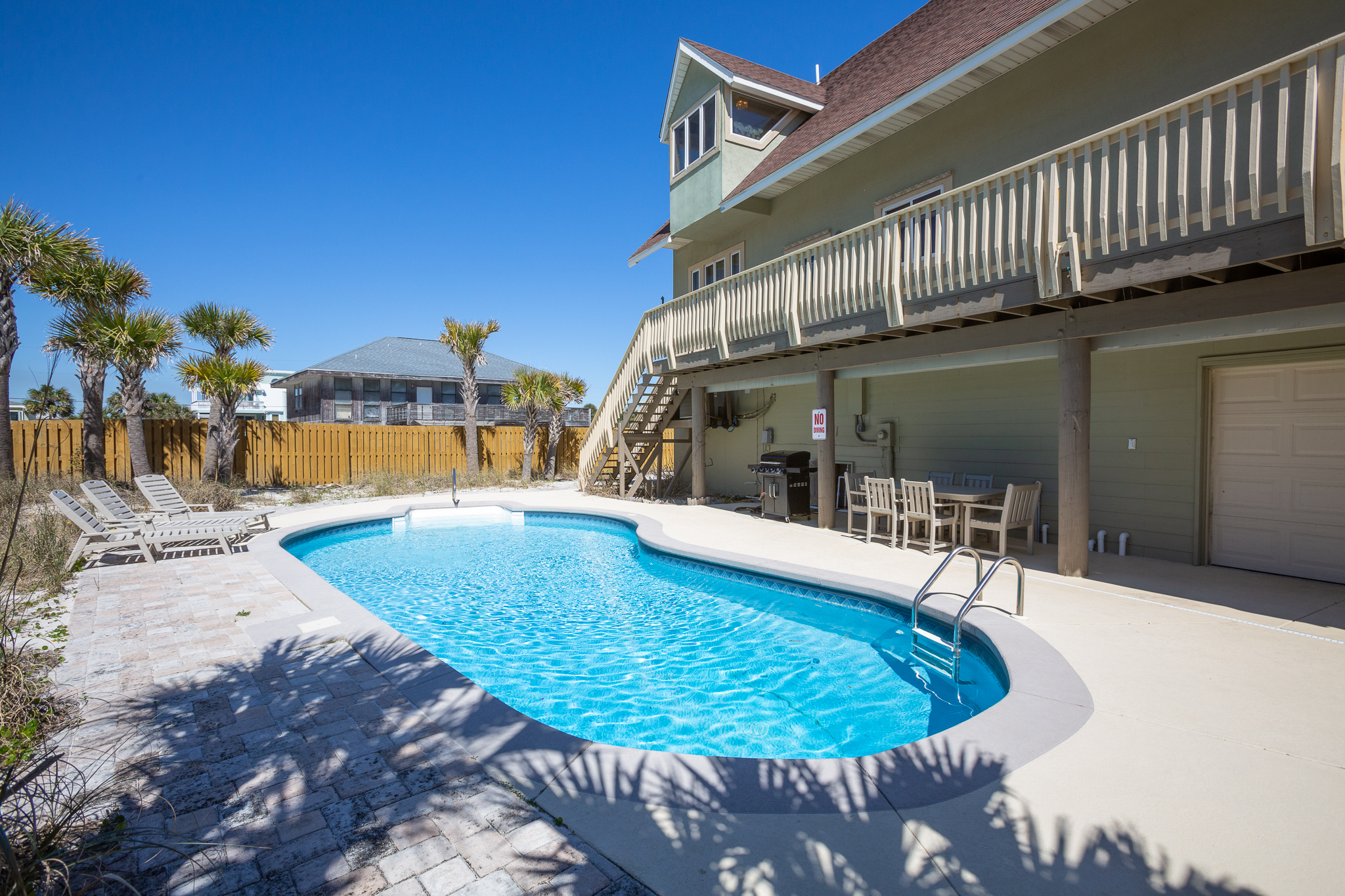 Ariola 1107 House / Cottage rental in Pensacola Beach House Rentals in Pensacola Beach Florida - #7