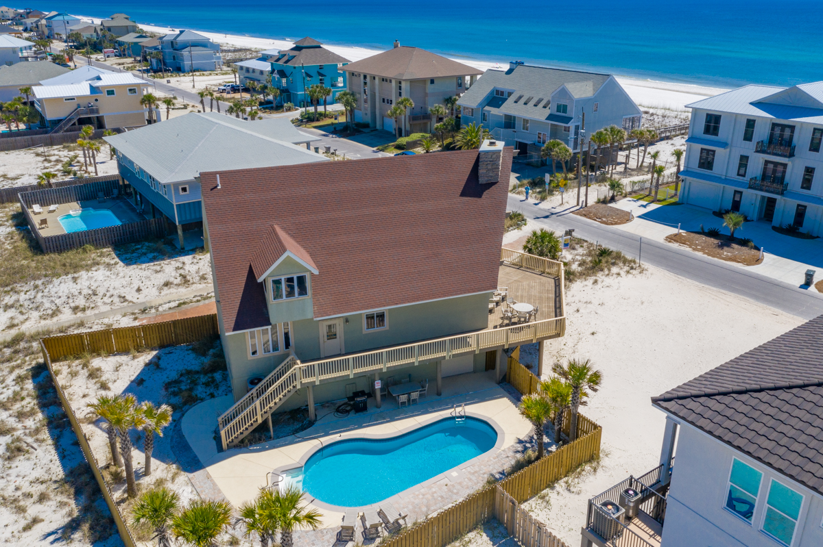 Ariola 1107 House / Cottage rental in Pensacola Beach House Rentals in Pensacola Beach Florida - #11