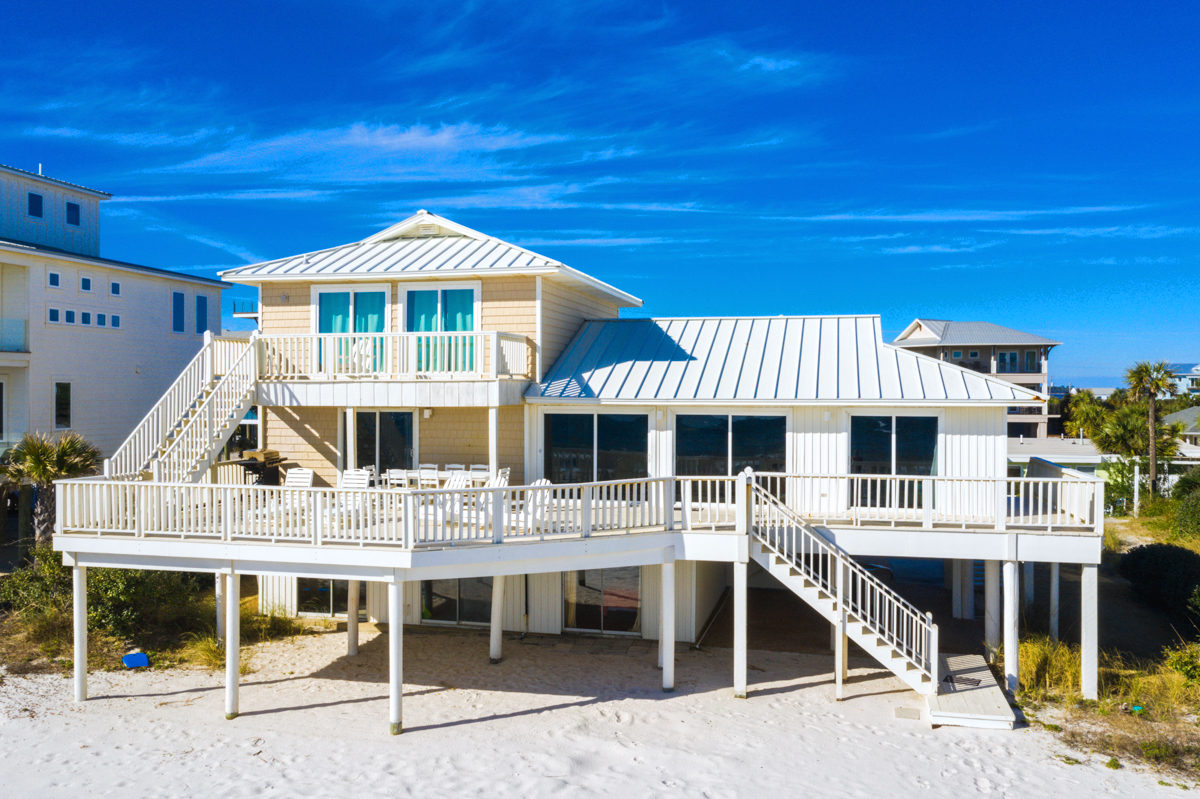 Ariola 116 House / Cottage rental in Pensacola Beach House Rentals in Pensacola Beach Florida - #1