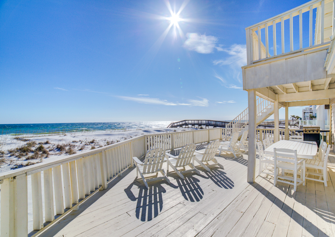 Ariola 116 House / Cottage rental in Pensacola Beach House Rentals in Pensacola Beach Florida - #2