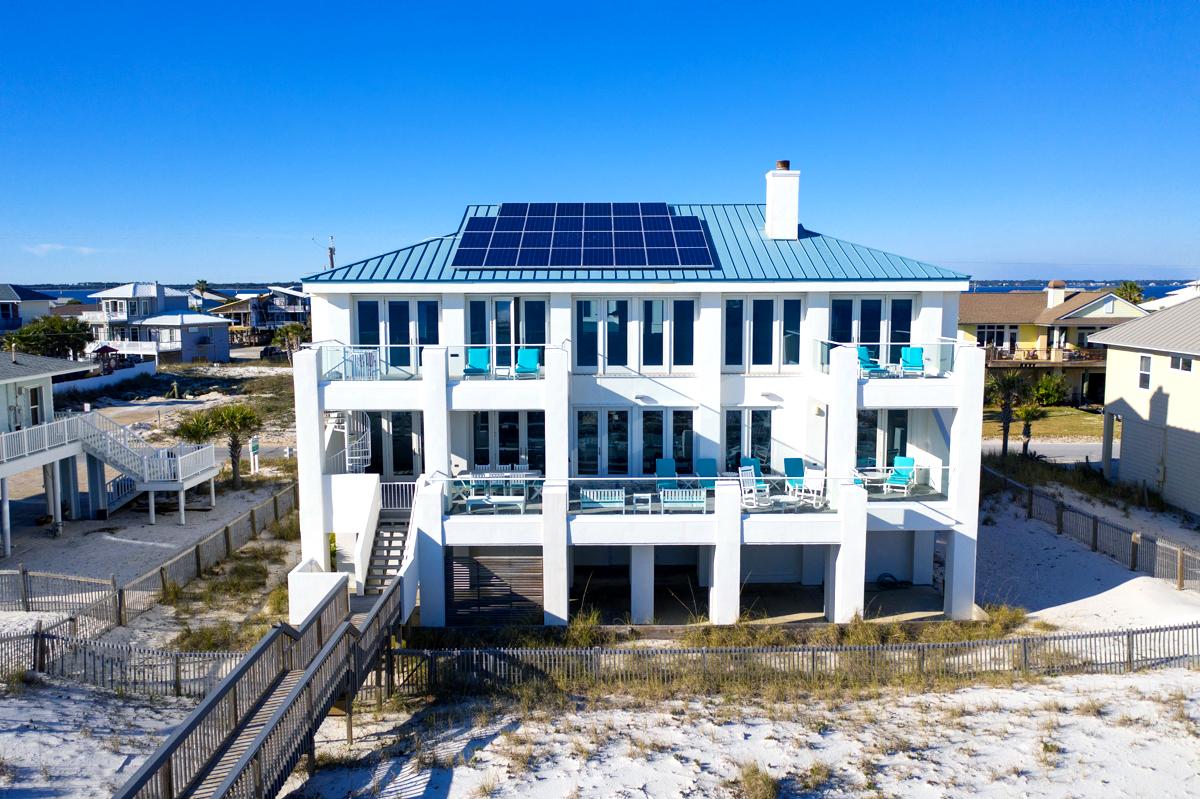 Ariola 1212 House/Cottage rental in Pensacola Beach House Rentals in Pensacola Beach Florida - #1