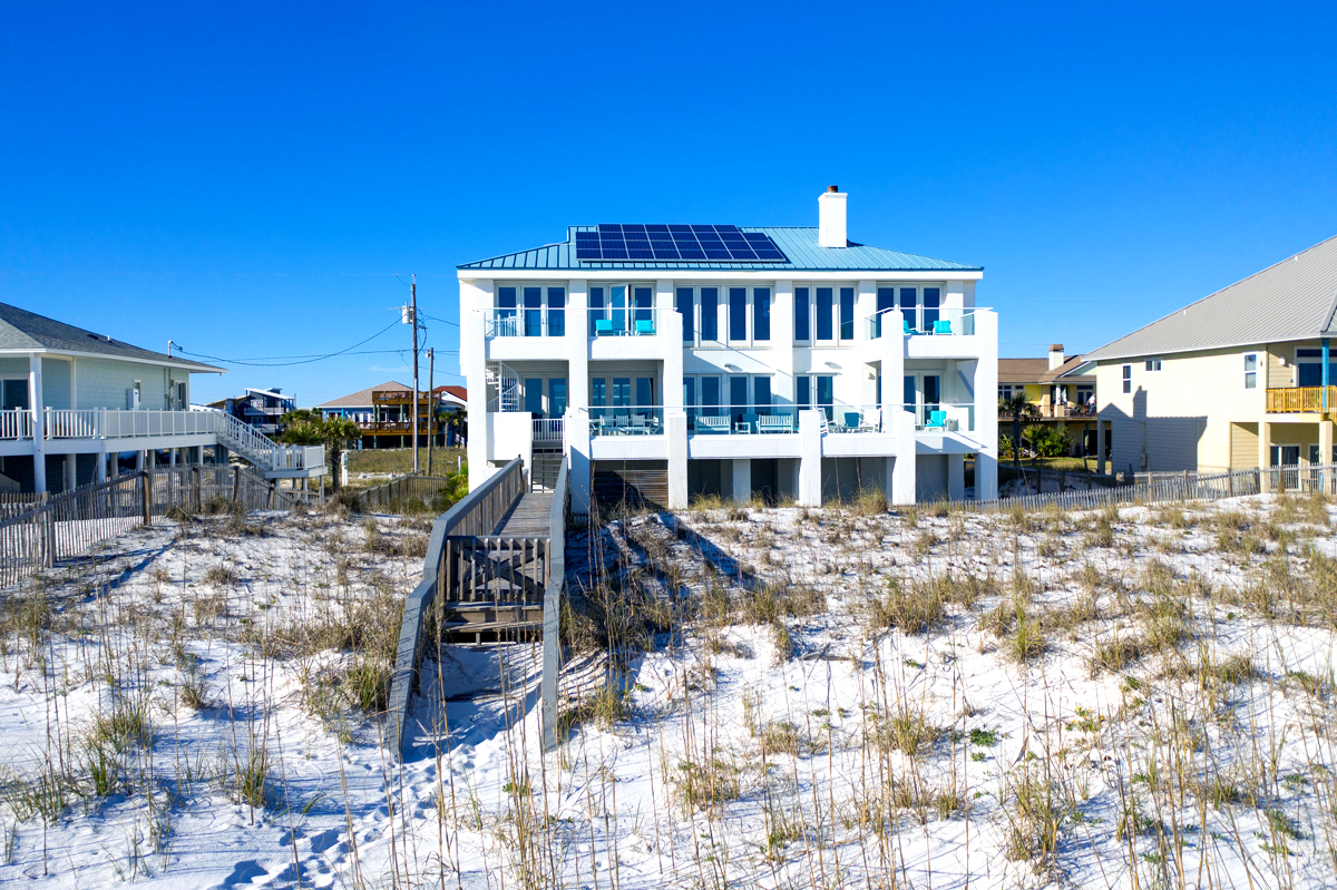 Ariola 1212 House / Cottage rental in Pensacola Beach House Rentals in Pensacola Beach Florida - #76