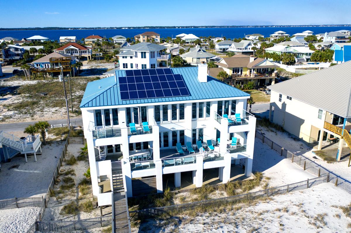 Ariola 1212 House/Cottage rental in Pensacola Beach House Rentals in Pensacola Beach Florida - #77