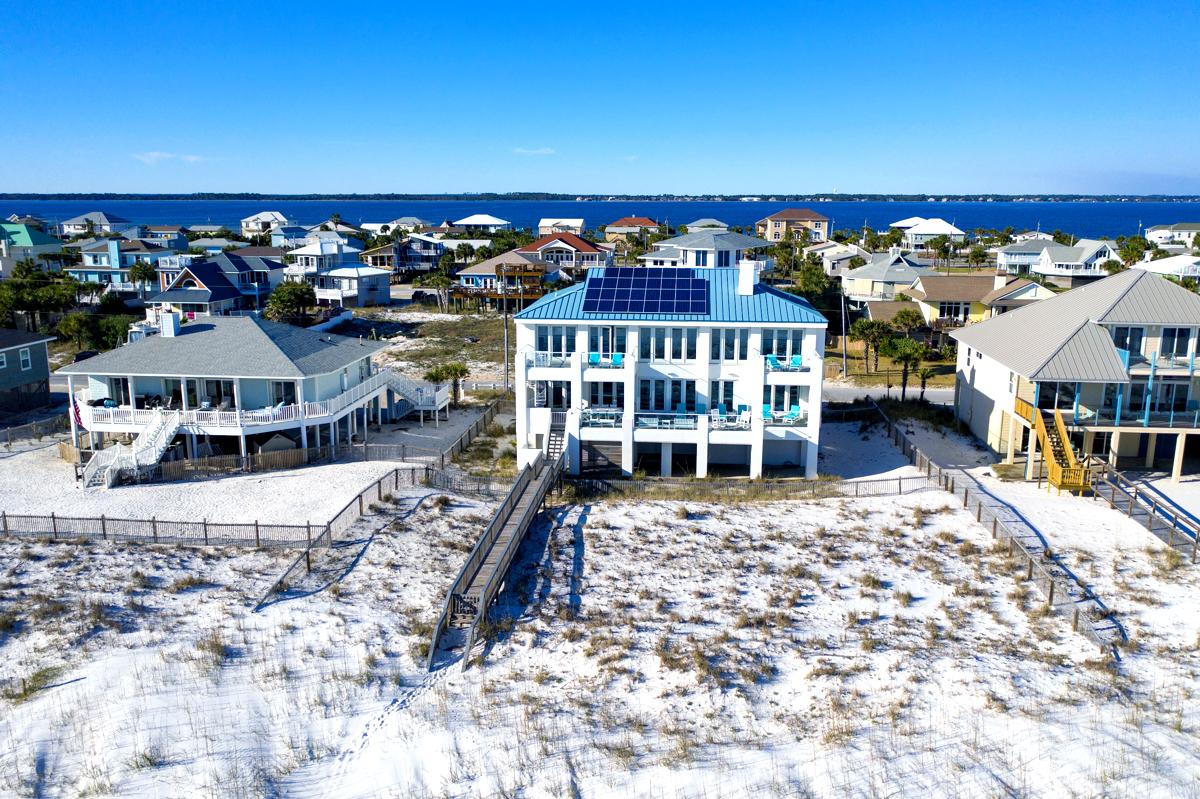 Ariola 1212 House/Cottage rental in Pensacola Beach House Rentals in Pensacola Beach Florida - #78