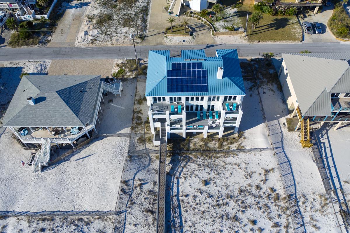 Ariola 1212 House/Cottage rental in Pensacola Beach House Rentals in Pensacola Beach Florida - #79