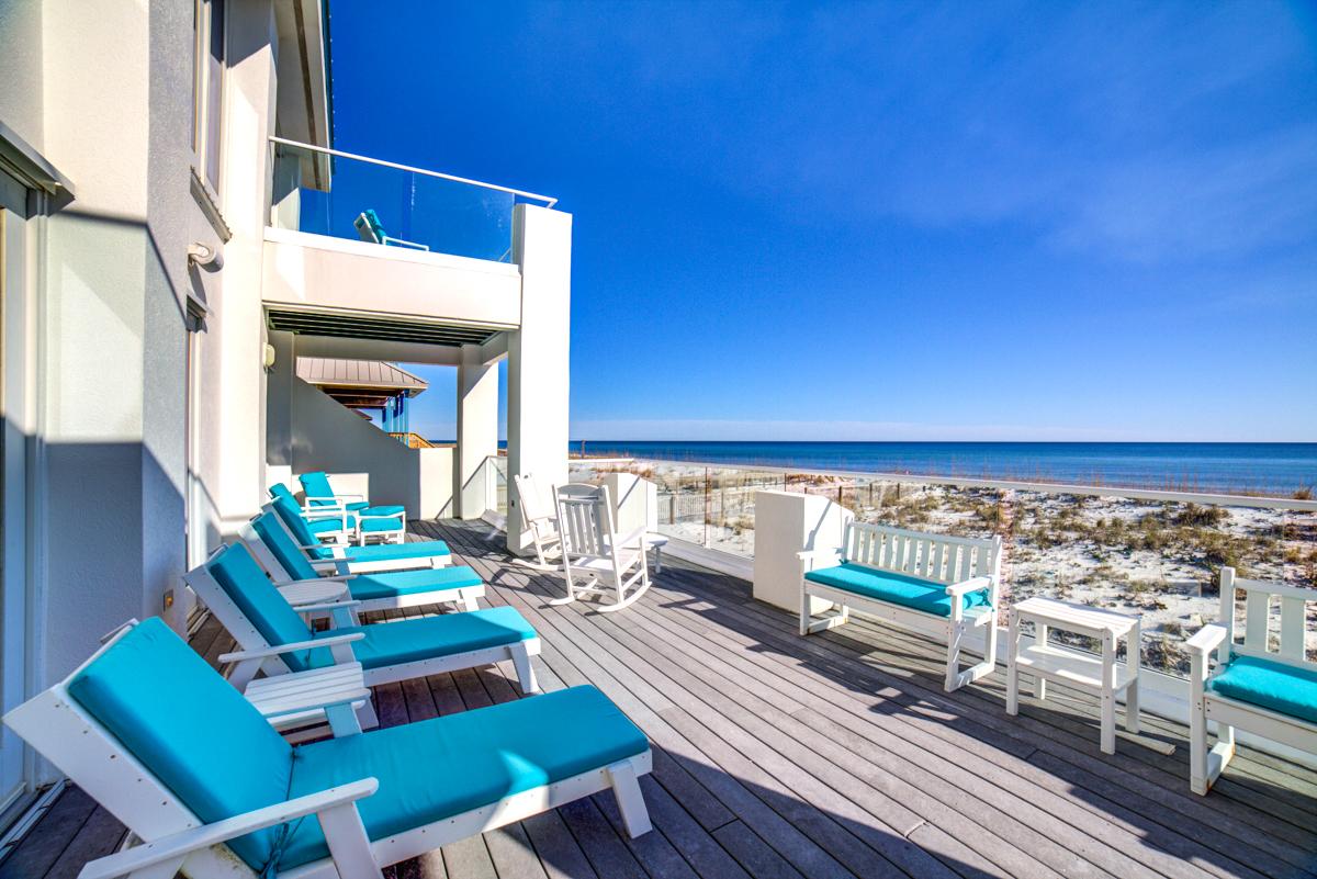 Ariola 1212 House/Cottage rental in Pensacola Beach House Rentals in Pensacola Beach Florida - #85