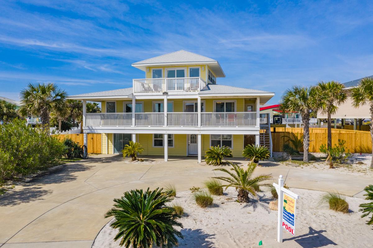 Ariola 1303 - Seashell Chateau House/Cottage rental in Pensacola Beach House Rentals in Pensacola Beach Florida - #2