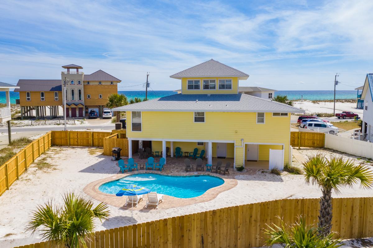Ariola 1303 - Seashell Chateau House/Cottage rental in Pensacola Beach House Rentals in Pensacola Beach Florida - #3