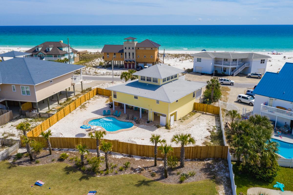 Ariola 1303 - Seashell Chateau House/Cottage rental in Pensacola Beach House Rentals in Pensacola Beach Florida - #51