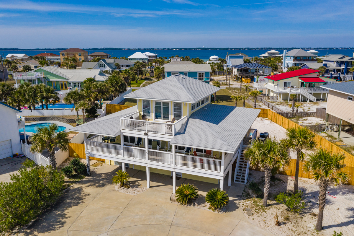 Ariola 1303 - Seashell Chateau House/Cottage rental in Pensacola Beach House Rentals in Pensacola Beach Florida - #52