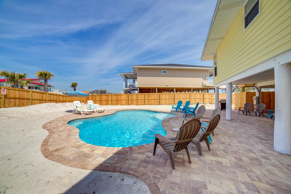 Ariola 1303 - Seashell Chateau House/Cottage rental in Pensacola Beach House Rentals in Pensacola Beach Florida - #55