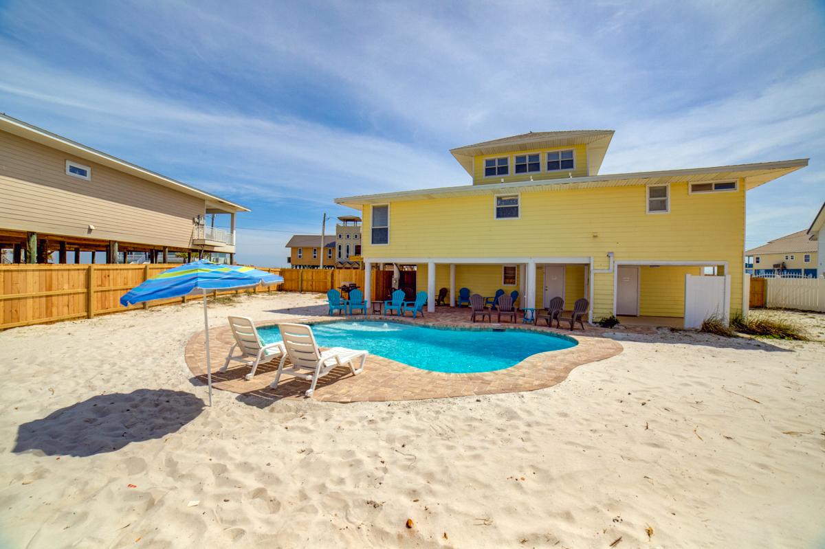 Ariola 1303 - Seashell Chateau House/Cottage rental in Pensacola Beach House Rentals in Pensacola Beach Florida - #56