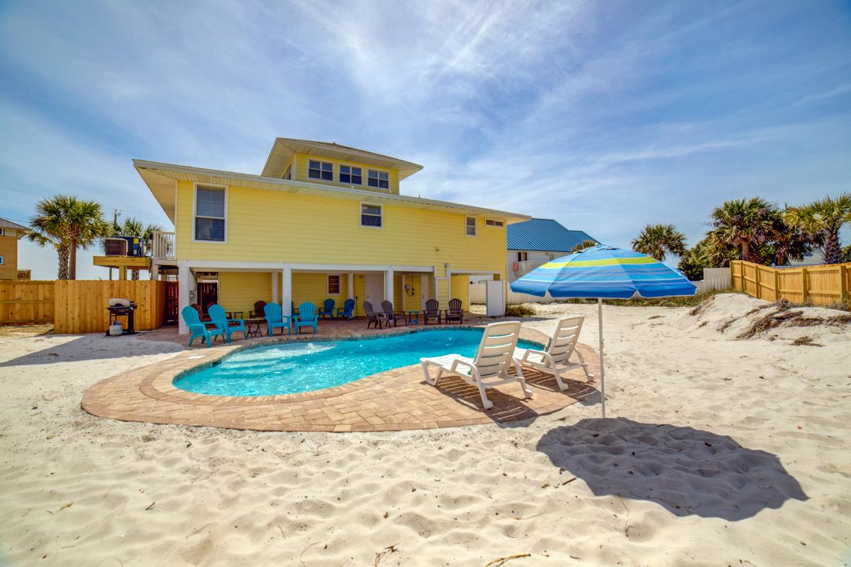 Ariola 1303 - Seashell Chateau House/Cottage rental in Pensacola Beach House Rentals in Pensacola Beach Florida - #57