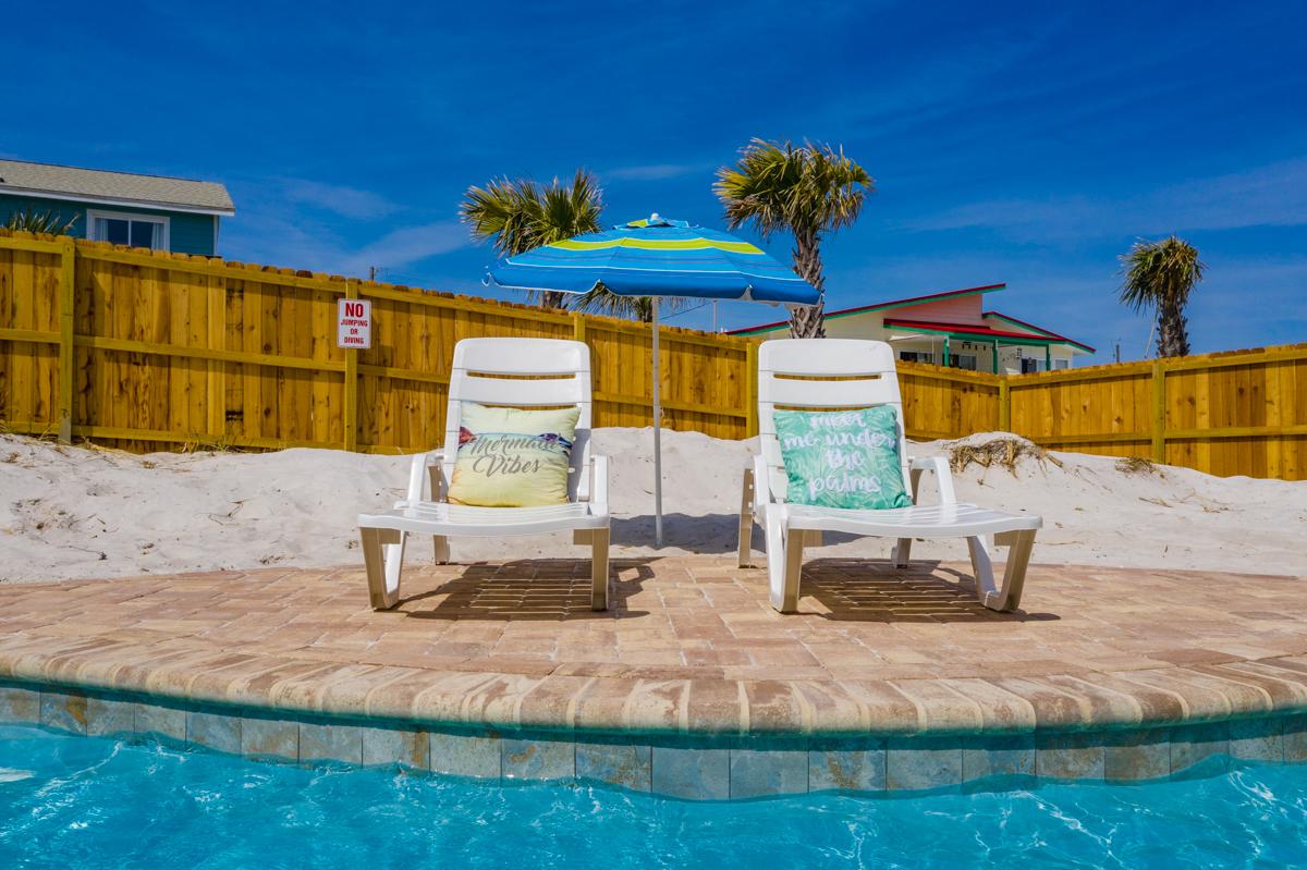 Ariola 1303 - Seashell Chateau House/Cottage rental in Pensacola Beach House Rentals in Pensacola Beach Florida - #58