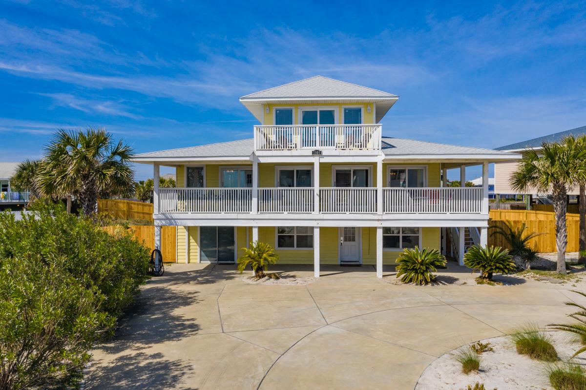 Ariola 1303 - Seashell Chateau House/Cottage rental in Pensacola Beach House Rentals in Pensacola Beach Florida - #60