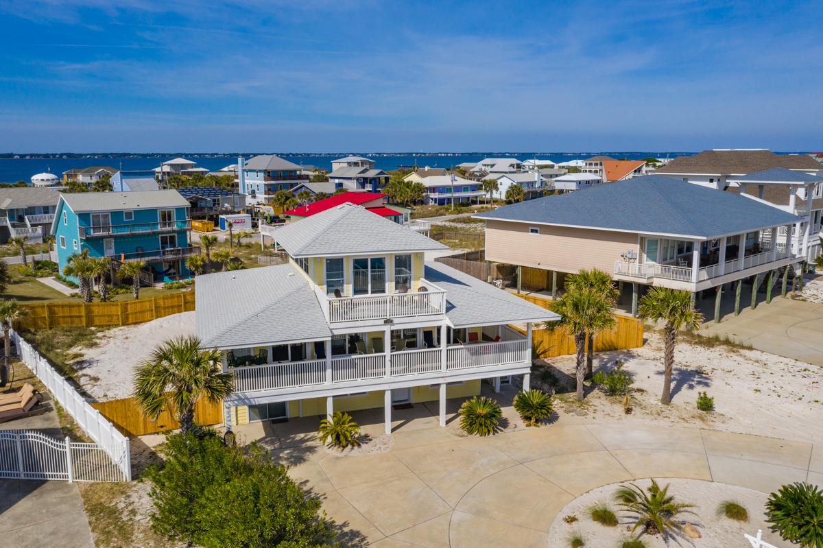 Ariola 1303 - Seashell Chateau House/Cottage rental in Pensacola Beach House Rentals in Pensacola Beach Florida - #61