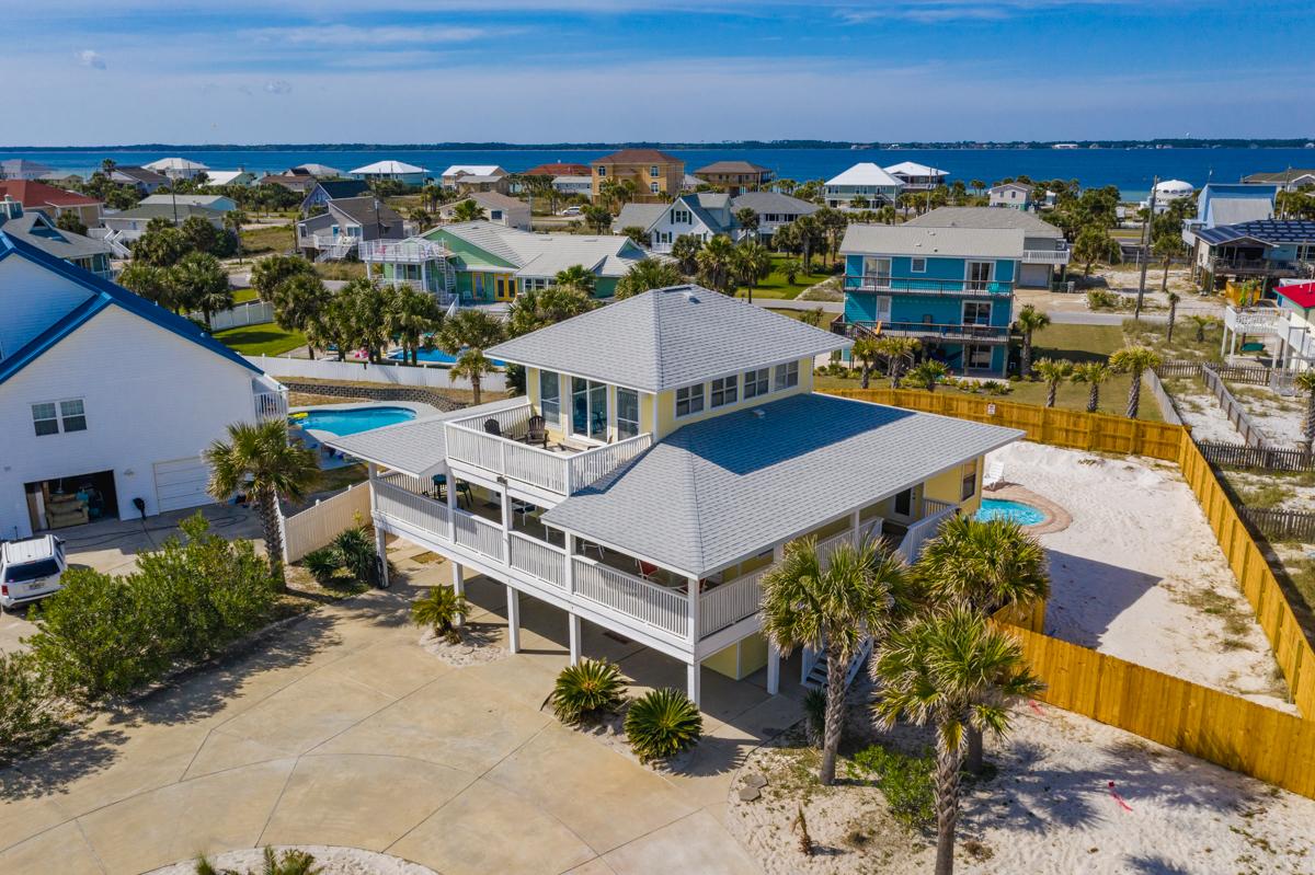 Ariola 1303 - Seashell Chateau House/Cottage rental in Pensacola Beach House Rentals in Pensacola Beach Florida - #62