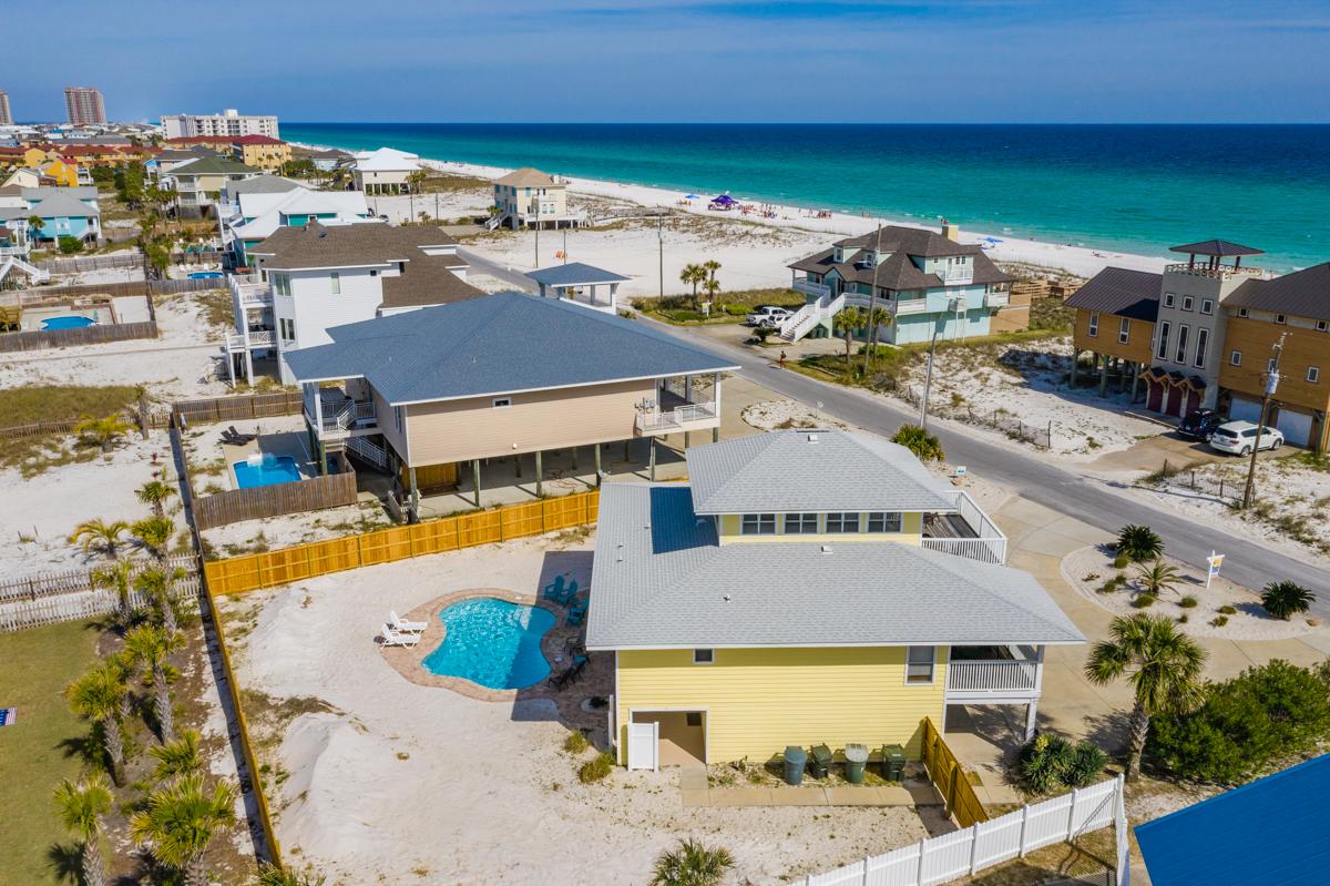Ariola 1303 - Seashell Chateau House/Cottage rental in Pensacola Beach House Rentals in Pensacola Beach Florida - #63