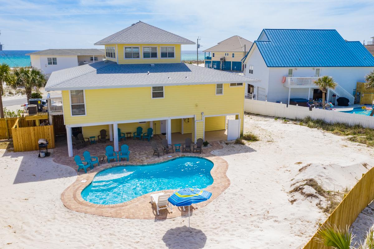 Ariola 1303 - Seashell Chateau House/Cottage rental in Pensacola Beach House Rentals in Pensacola Beach Florida - #71