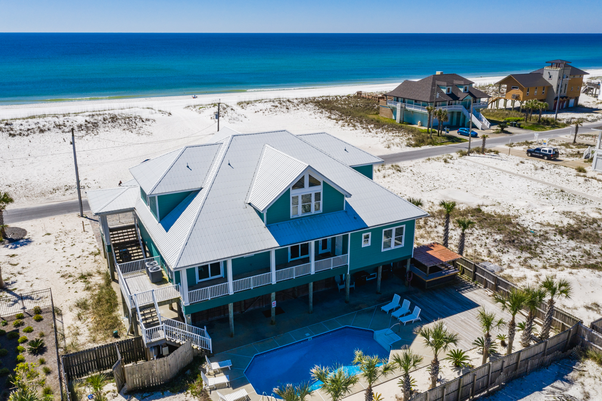 Ariola 1311 - The Dolphin House House / Cottage rental in Pensacola Beach House Rentals in Pensacola Beach Florida - #2