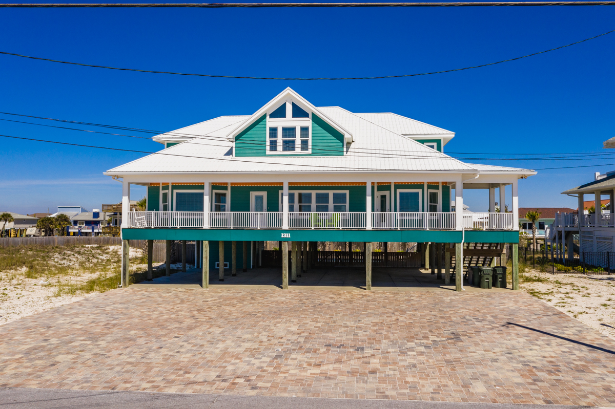 Ariola 1311 - The Dolphin House House / Cottage rental in Pensacola Beach House Rentals in Pensacola Beach Florida - #4