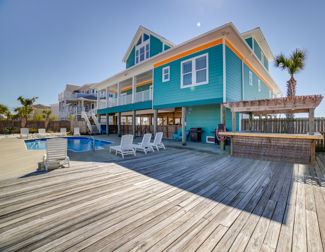Ariola 1311 - The Dolphin House House / Cottage rental in Pensacola Beach House Rentals in Pensacola Beach Florida - #5