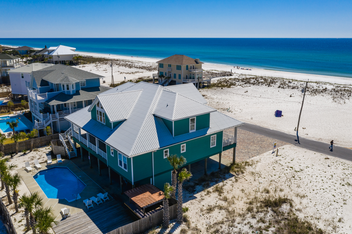 Ariola 1311 - The Dolphin House House / Cottage rental in Pensacola Beach House Rentals in Pensacola Beach Florida - #95