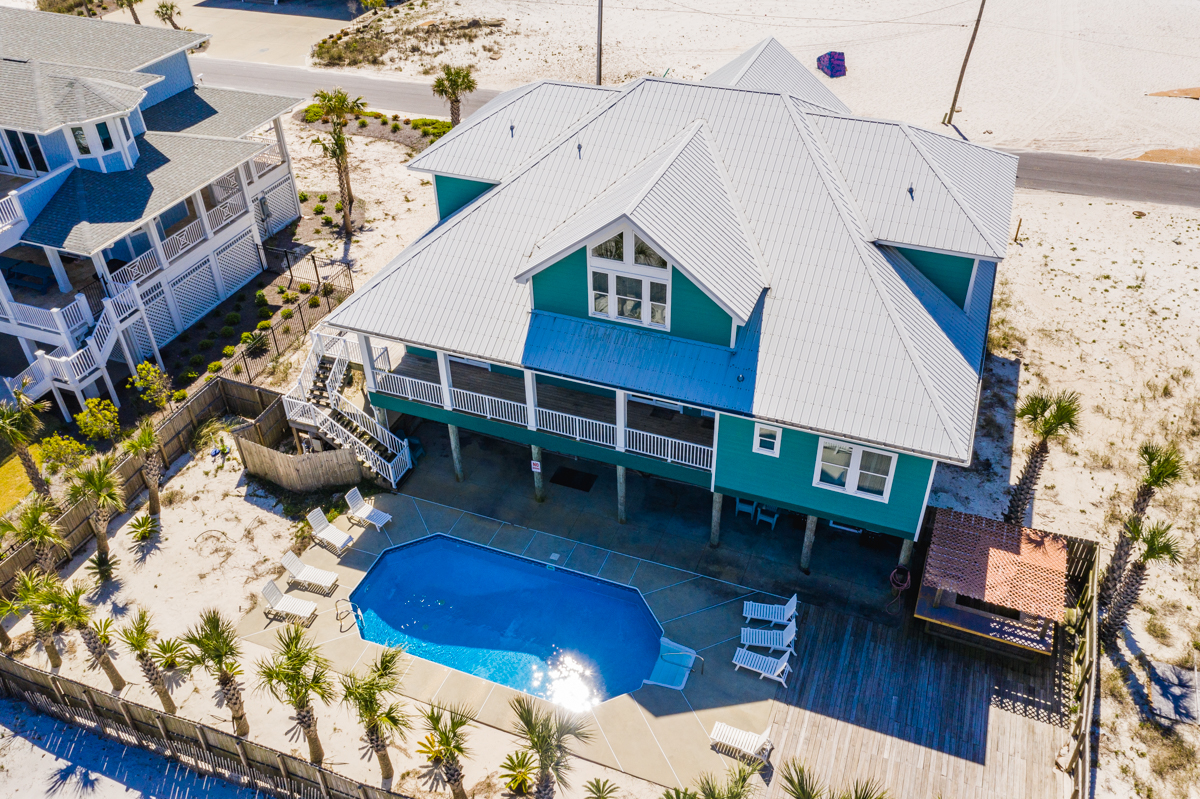 Ariola 1311 - The Dolphin House House / Cottage rental in Pensacola Beach House Rentals in Pensacola Beach Florida - #96