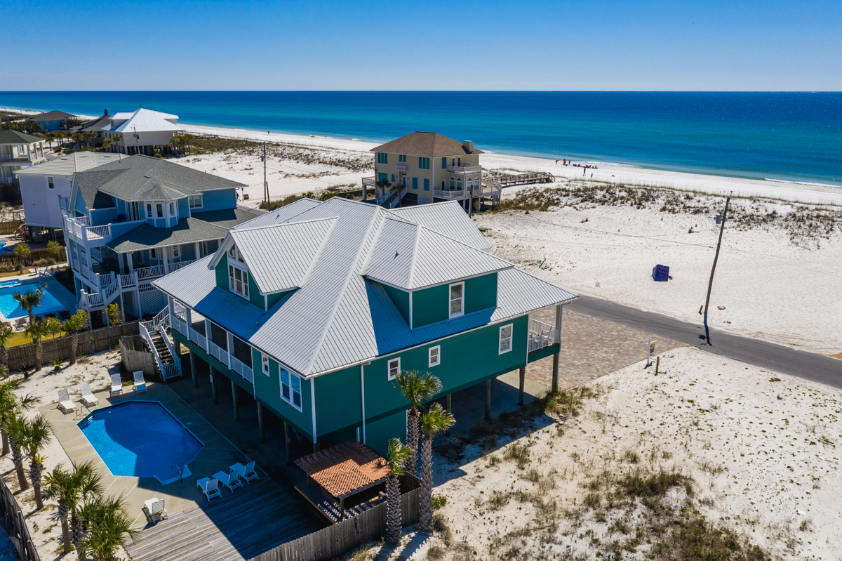 Ariola 1311 - The Dolphin House House / Cottage rental in Pensacola Beach House Rentals in Pensacola Beach Florida - #97