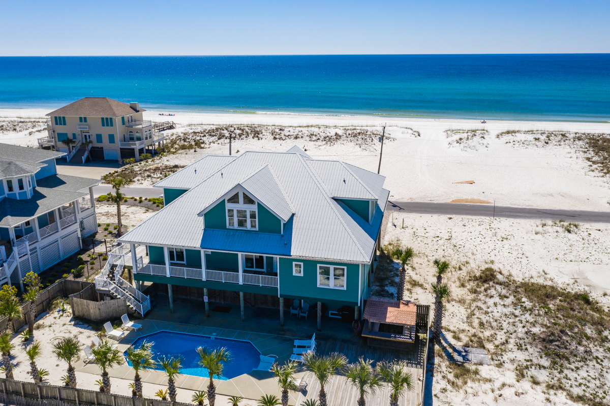 Ariola 1311 - The Dolphin House House / Cottage rental in Pensacola Beach House Rentals in Pensacola Beach Florida - #100