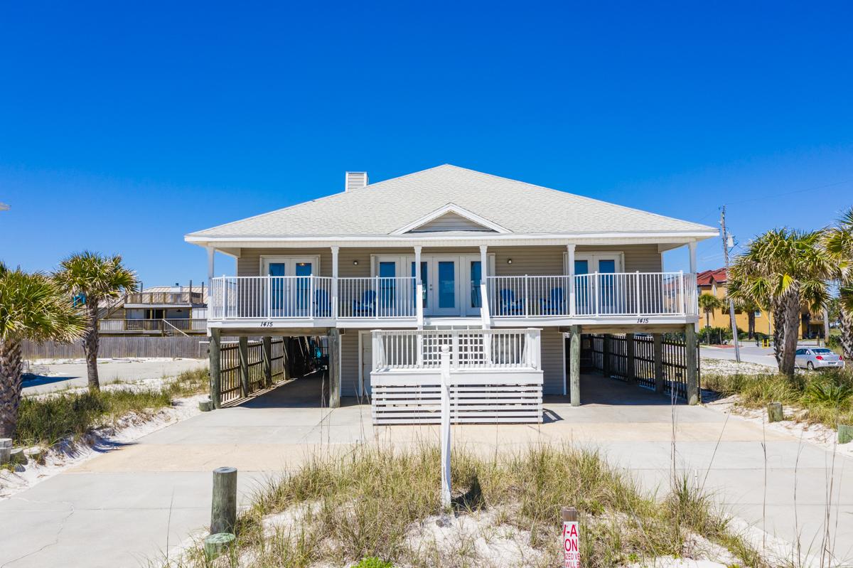 Ariola 1415 House/Cottage rental in Pensacola Beach House Rentals in Pensacola Beach Florida - #1