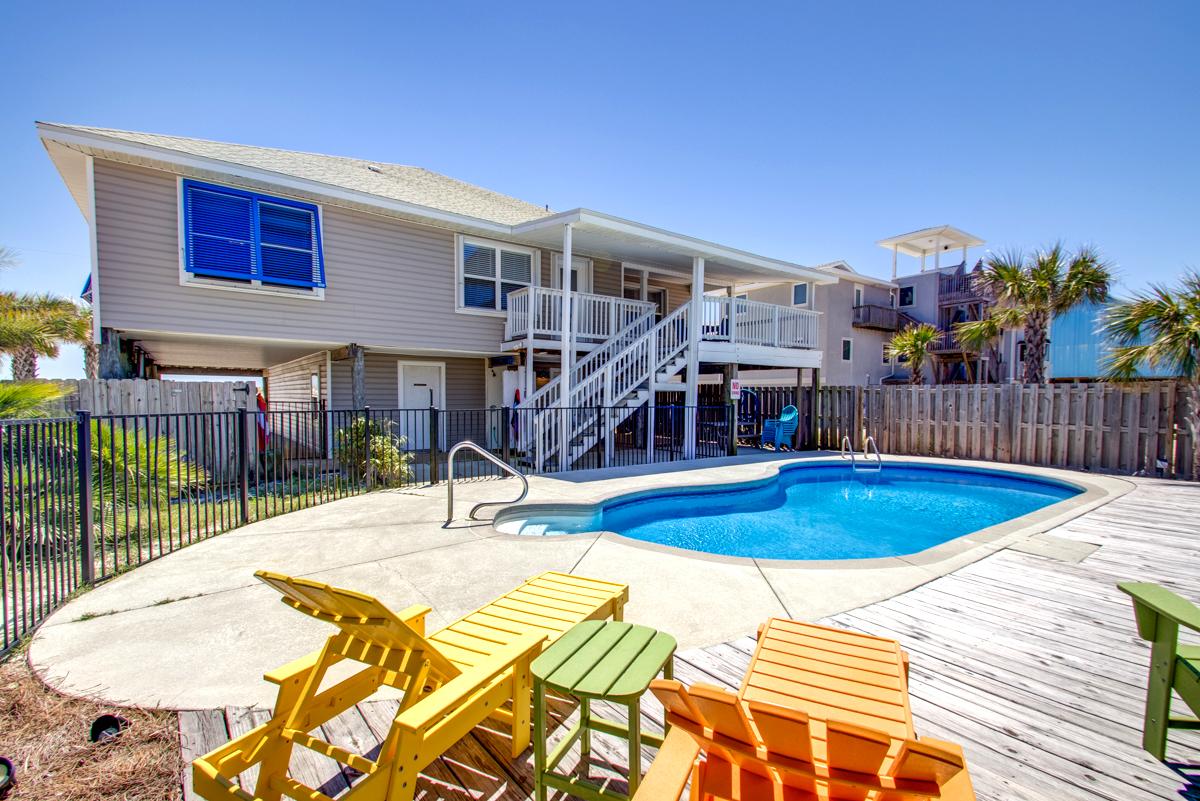 Ariola 1415 House/Cottage rental in Pensacola Beach House Rentals in Pensacola Beach Florida - #53