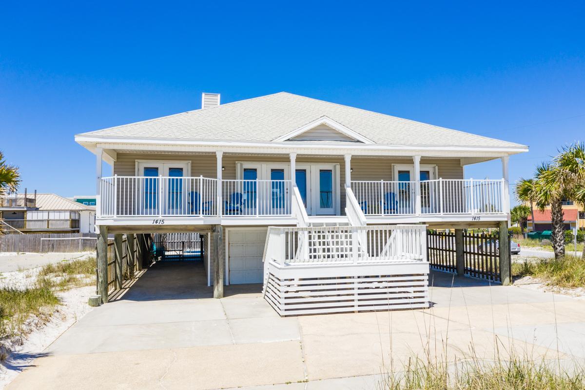 Ariola 1415 House/Cottage rental in Pensacola Beach House Rentals in Pensacola Beach Florida - #62