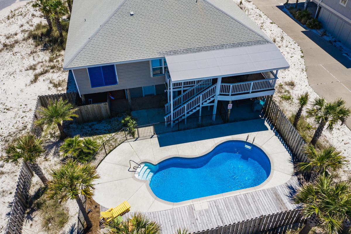 Ariola 1415 House/Cottage rental in Pensacola Beach House Rentals in Pensacola Beach Florida - #64