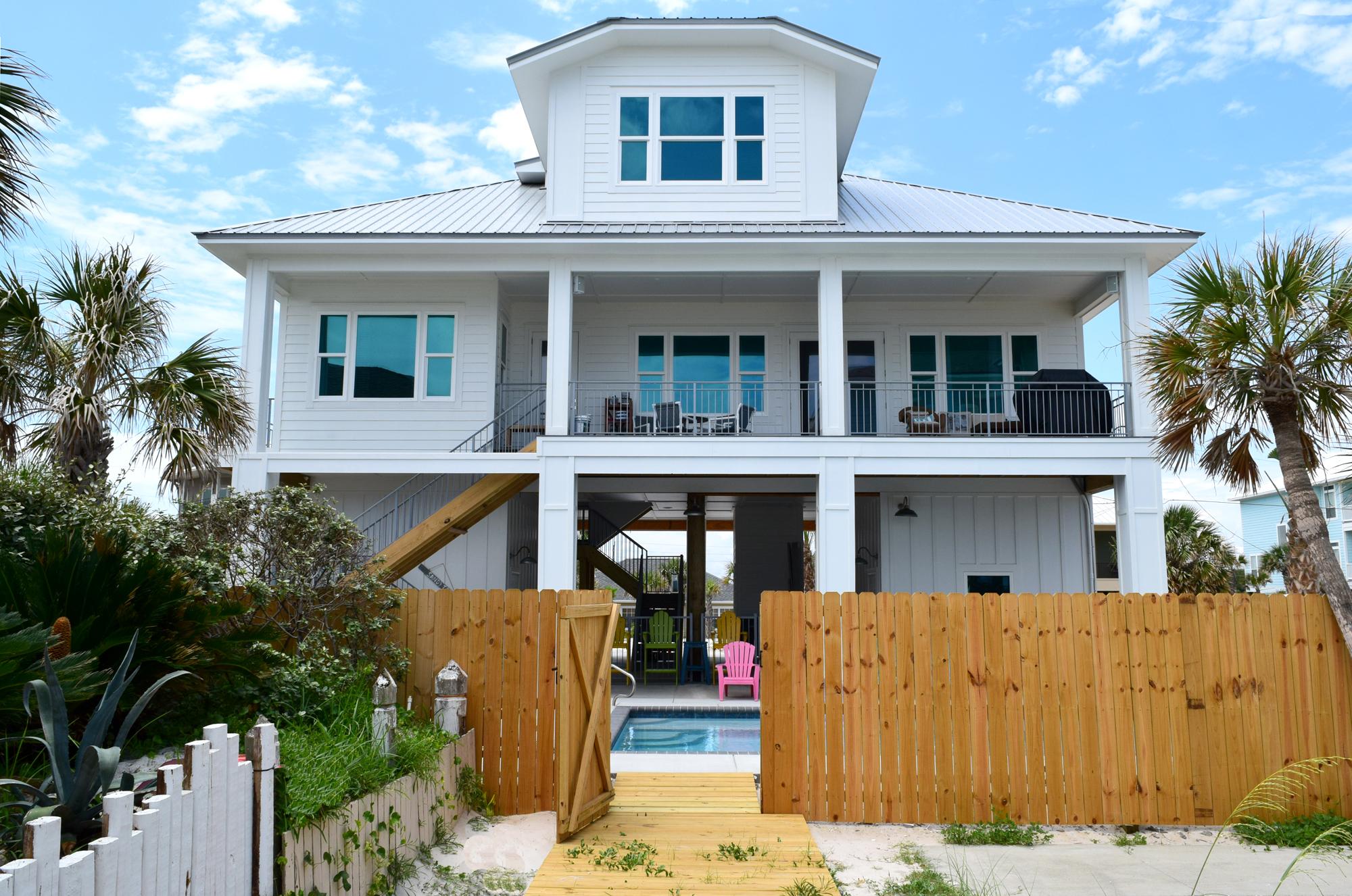 Ariola 204 House/Cottage rental in Pensacola Beach House Rentals in Pensacola Beach Florida - #1
