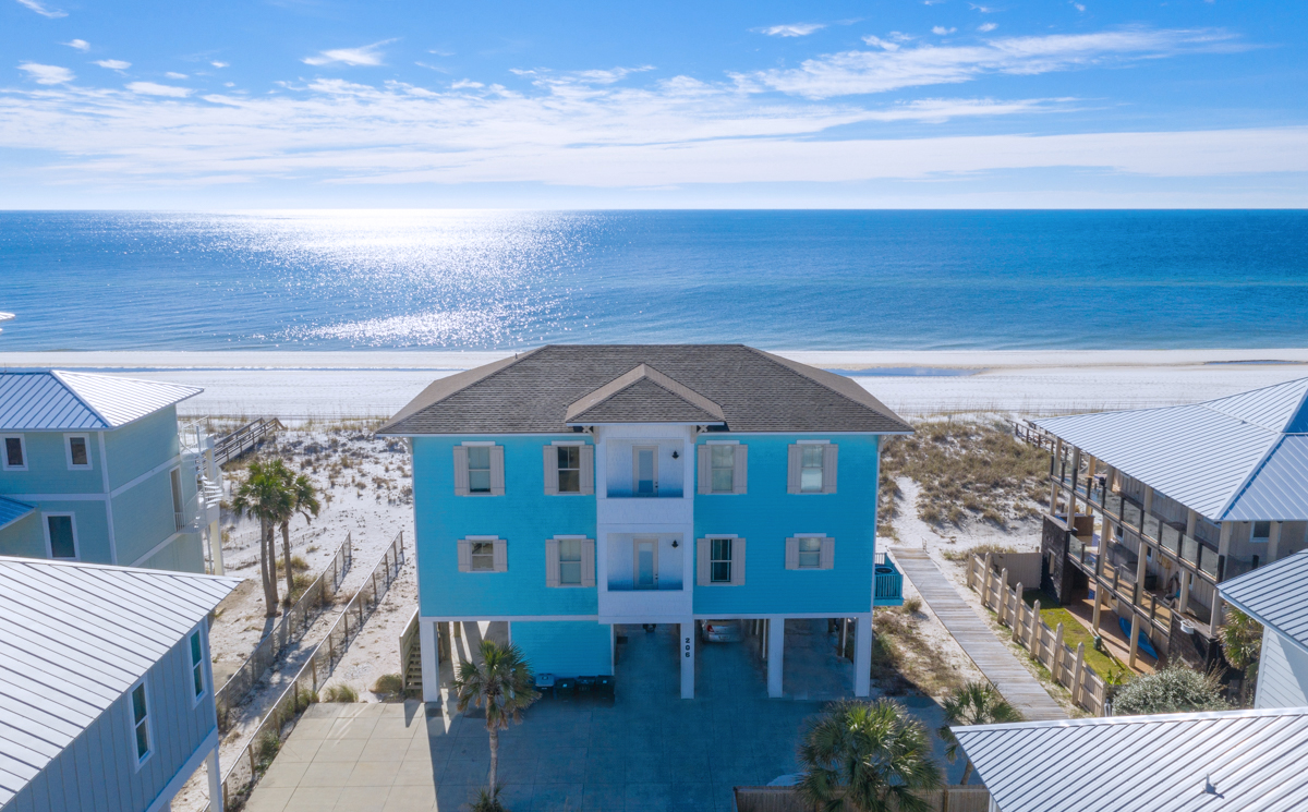 Ariola 206 House/Cottage rental in Pensacola Beach House Rentals in Pensacola Beach Florida - #1