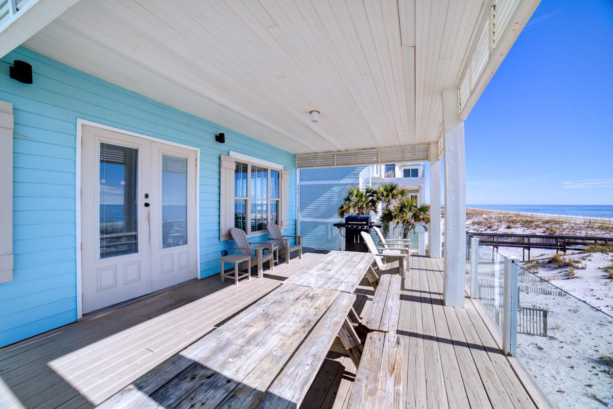 Ariola 206 House/Cottage rental in Pensacola Beach House Rentals in Pensacola Beach Florida - #57