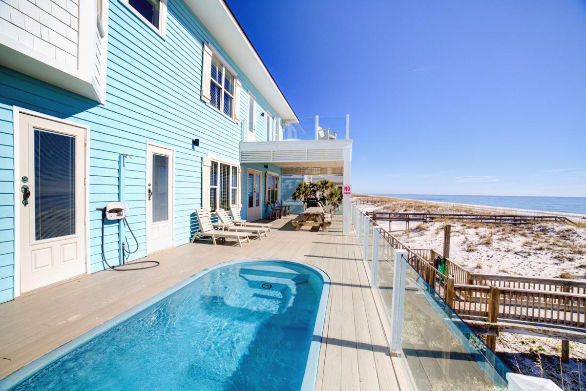 Ariola 206 House/Cottage rental in Pensacola Beach House Rentals in Pensacola Beach Florida - #60