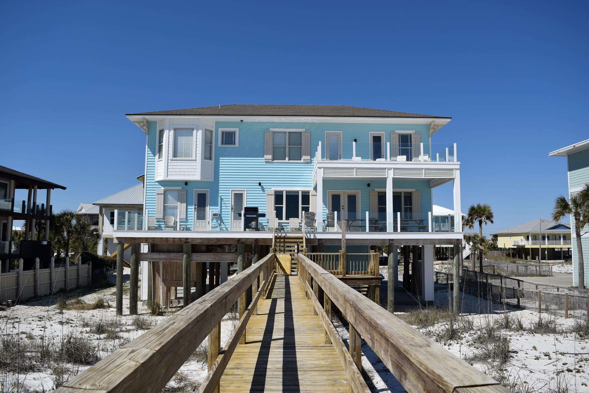 Ariola 206 House/Cottage rental in Pensacola Beach House Rentals in Pensacola Beach Florida - #61