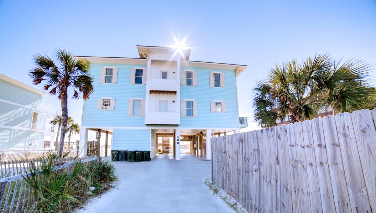 Ariola 206 House/Cottage rental in Pensacola Beach House Rentals in Pensacola Beach Florida - #62