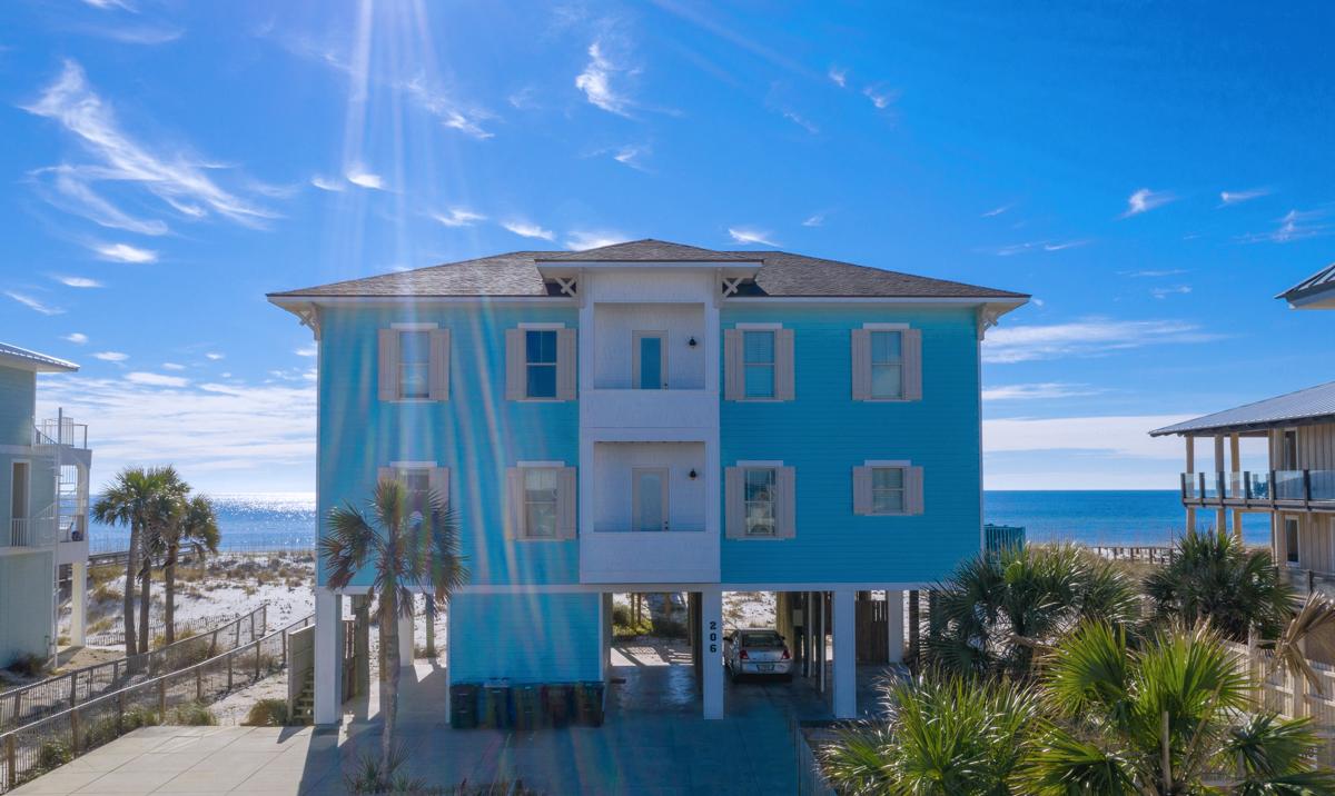 Ariola 206 House/Cottage rental in Pensacola Beach House Rentals in Pensacola Beach Florida - #63