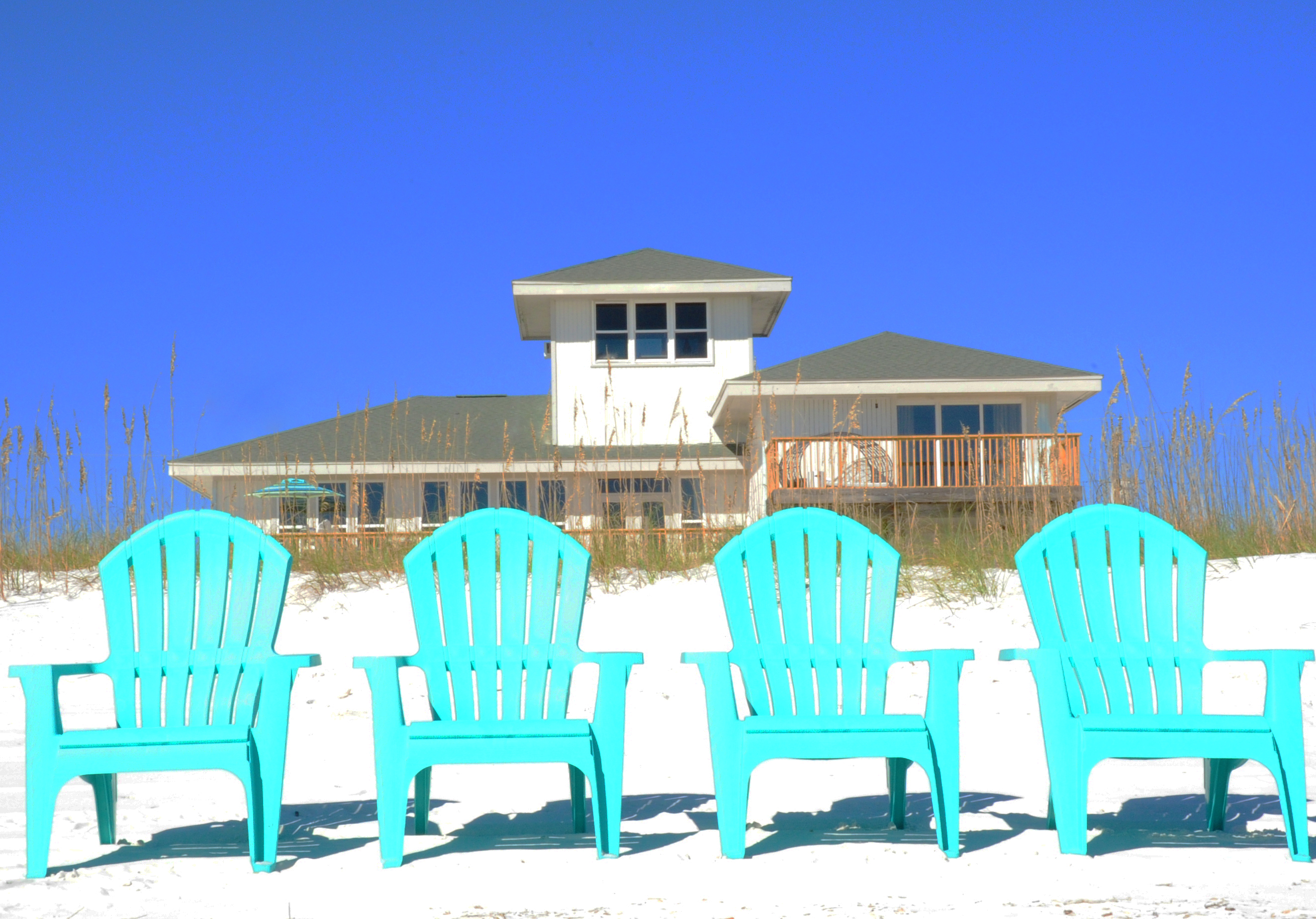 Ariola 706 - Sea Salt and Sunshine House / Cottage rental in Pensacola Beach House Rentals in Pensacola Beach Florida - #2