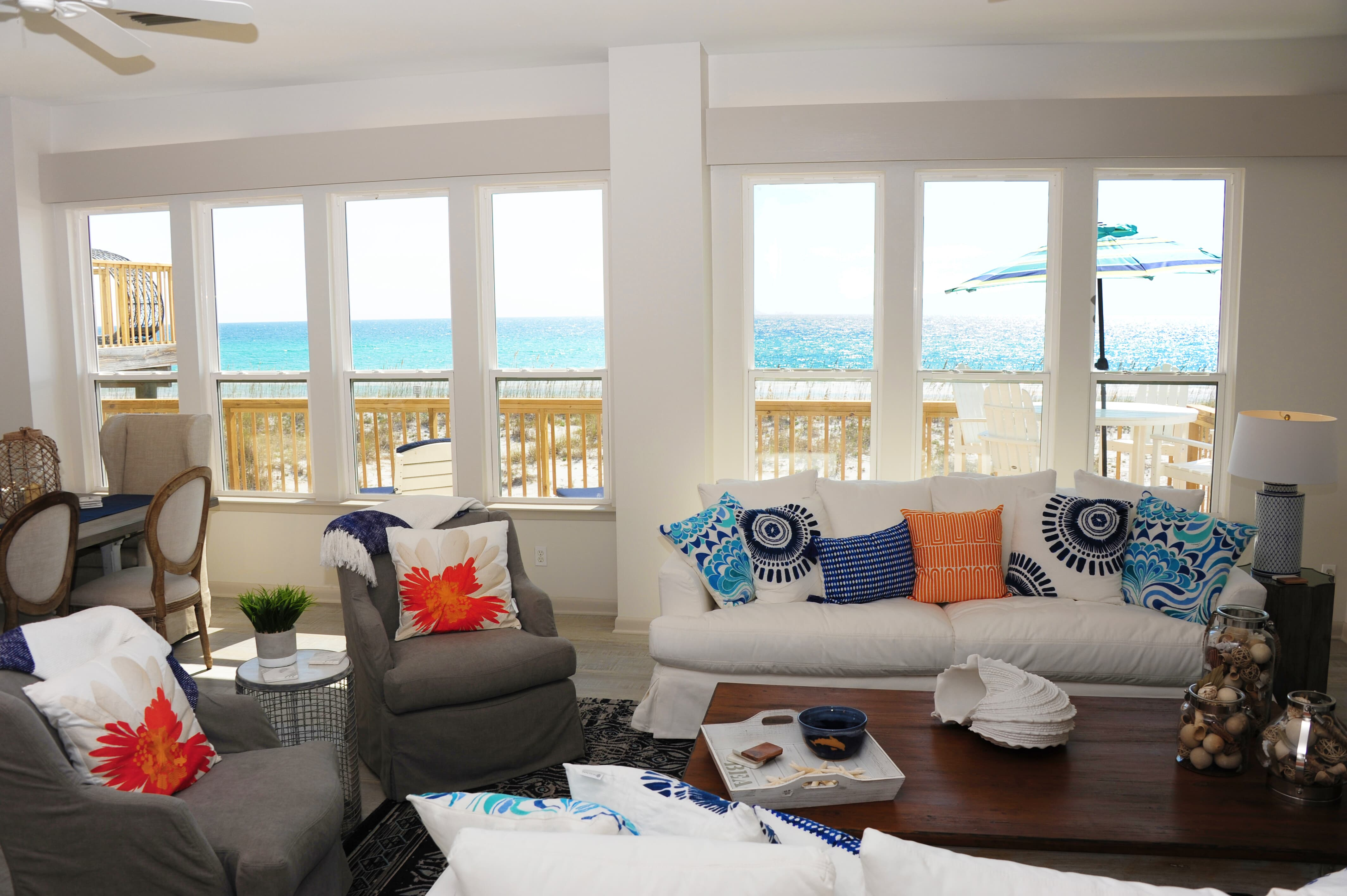 Ariola 706 - Sea Salt and Sunshine House / Cottage rental in Pensacola Beach House Rentals in Pensacola Beach Florida - #4