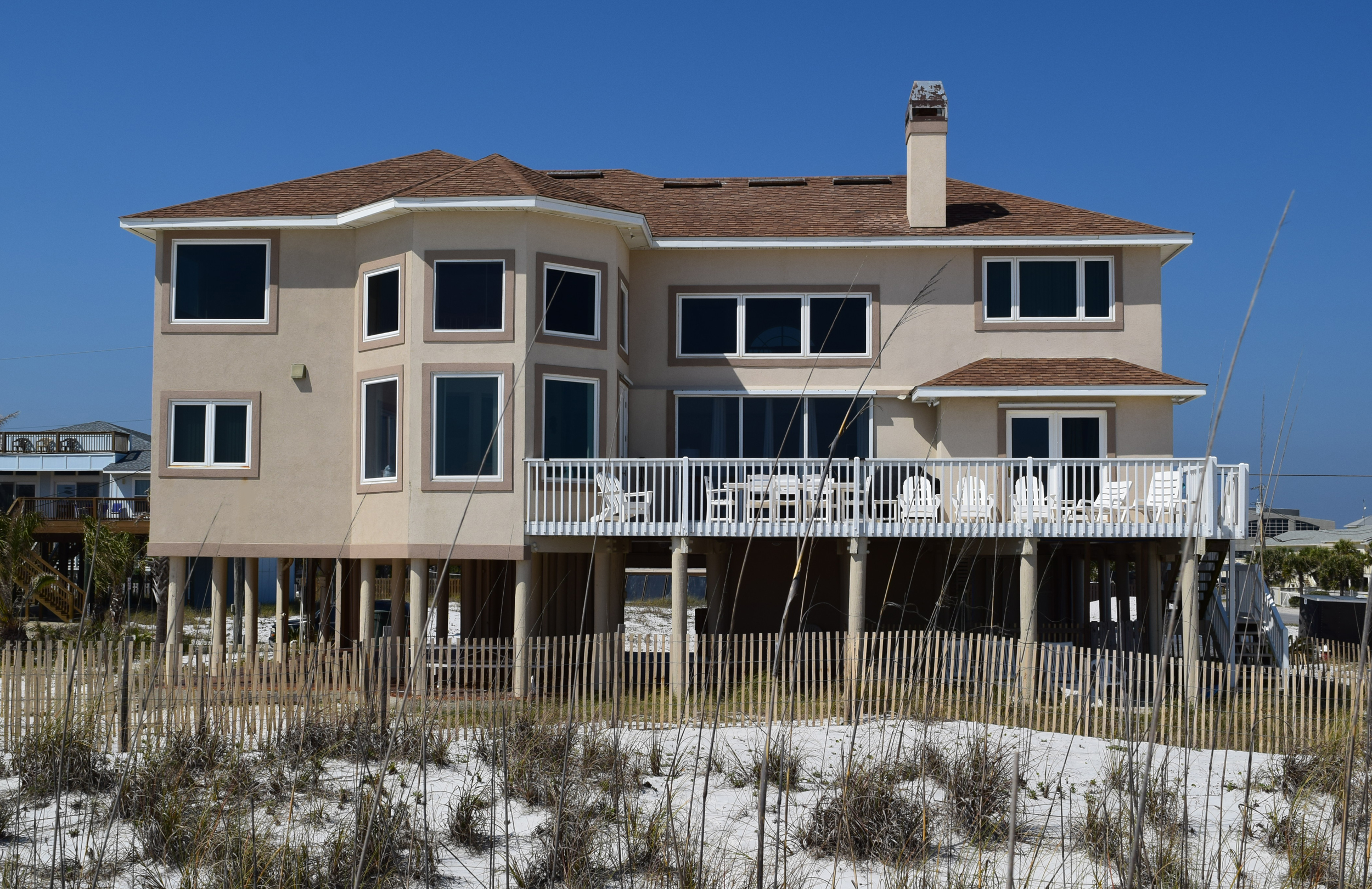 Ariola 810 House / Cottage rental in Pensacola Beach House Rentals in Pensacola Beach Florida - #1