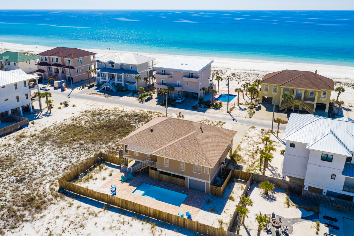 Ariola 905 House / Cottage rental in Pensacola Beach House Rentals in Pensacola Beach Florida - #1