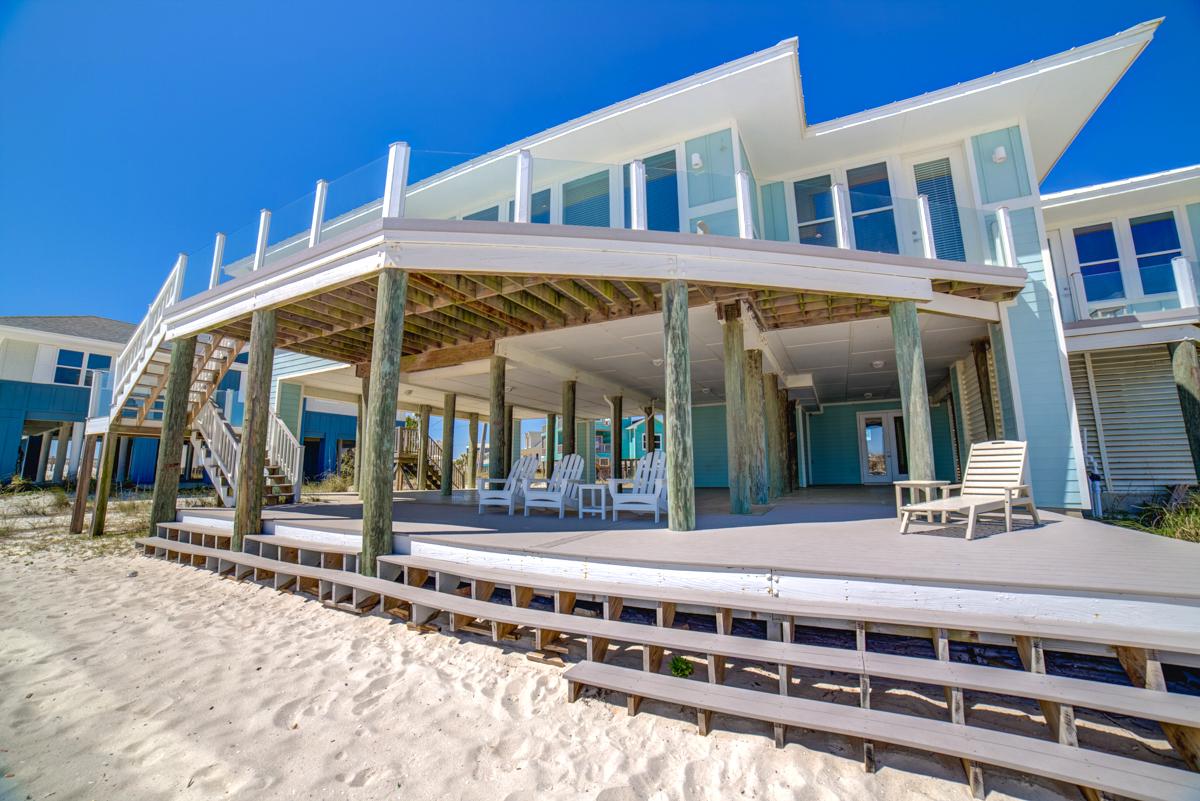 Avenida 13 - 303 House/Cottage rental in Pensacola Beach House Rentals in Pensacola Beach Florida - #50