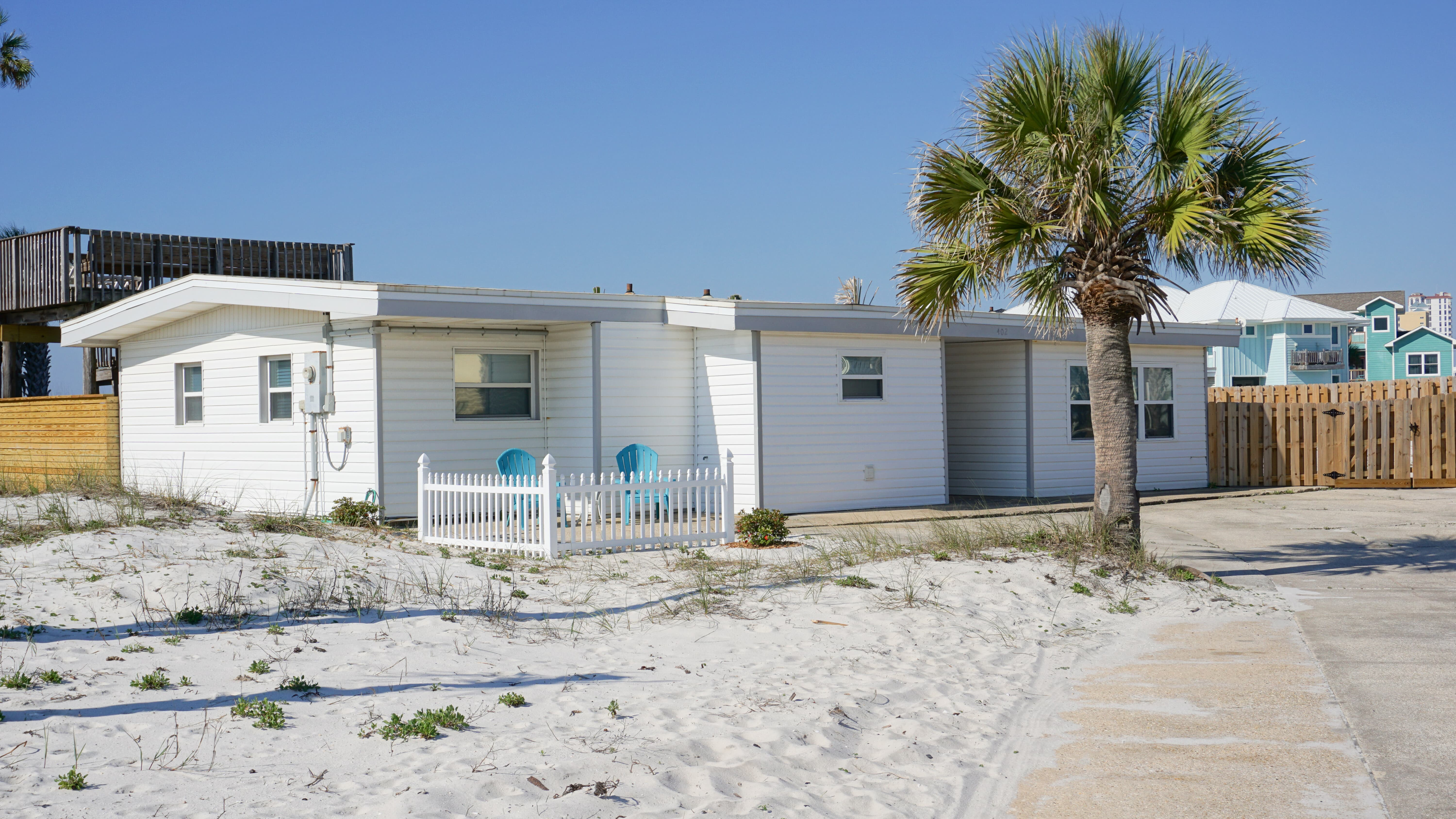 Avenida 14 - 402 House / Cottage rental in Pensacola Beach House Rentals in Pensacola Beach Florida - #1