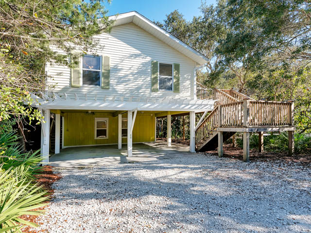 Away From It All House / Cottage rental in Santa Rosa Beach House Rentals in Highway 30-A Florida - #2